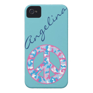 Camo Peace iPhone 4 Cover