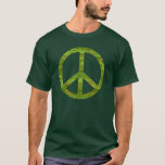 Camo Peace Sign T-Shirt