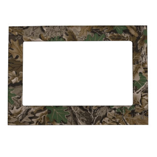 camo picture frame magnets