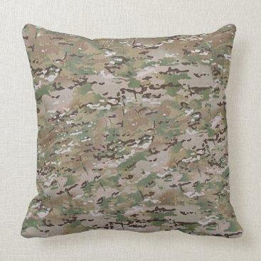 Camo Pillow