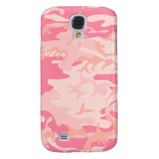 Camo Pink 3G/3GS Samsung Galaxy S4 Covers