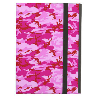 CAMO PINK COVER FOR iPad AIR