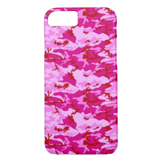 CAMO PINK iPhone 8/7 CASE