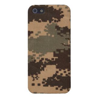 Camo Print 14 iPhone 5 Cases