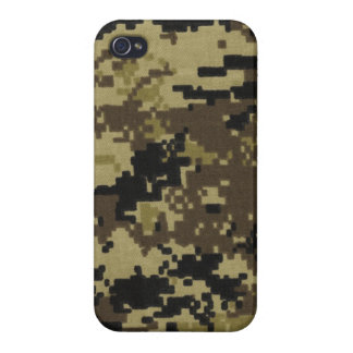 Camo print 2 cases for iPhone 4