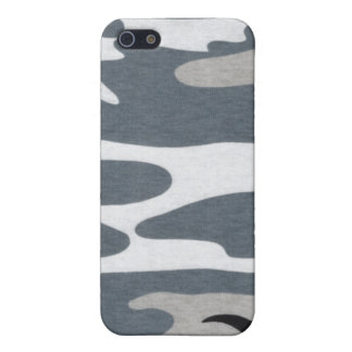 Camo print 3 cover for iPhone 5/5S