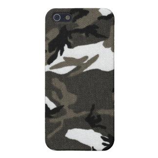 Camo Print 4 iPhone 5/5S Cover