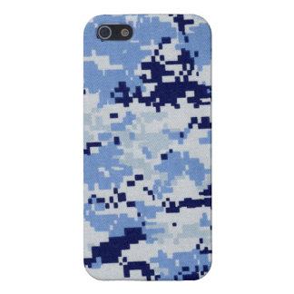 Camo Print 7 iPhone 5/5S Cases