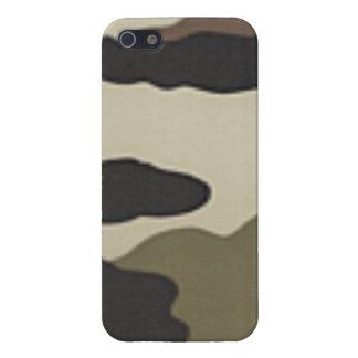 Camo Print 7 iPhone 5 Cases