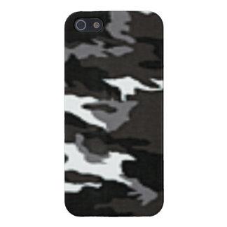 Camo Print 8 iPhone 5 Case
