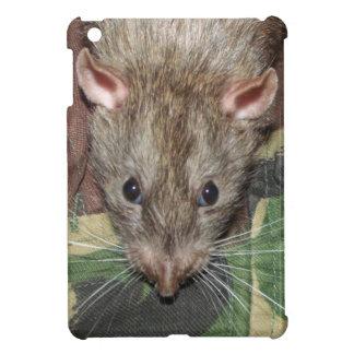 camo rat iPad mini cases