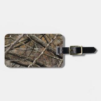 Camo real personalizado/camuflaje (personalizable) etiquetas maletas
