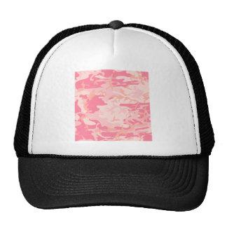 Camo rosado - Camo femenino Gorro