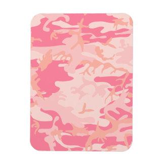 Camo rosado - Camo femenino Imanes Flexibles
