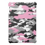 Camo rosado - caso del iPad