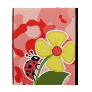 Camo rosado coralino; Mariquita