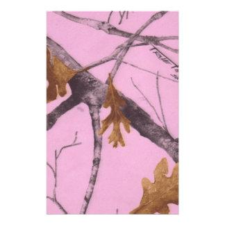 Camo rosado  papeleria de diseño