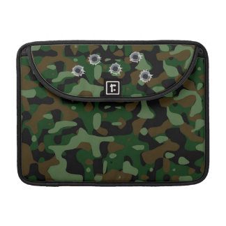 Camo Sleeve For MacBook Pro