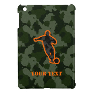 Camo Soccer iPad Mini Case