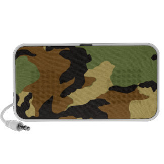 Camo Sounds! Portable Speaker