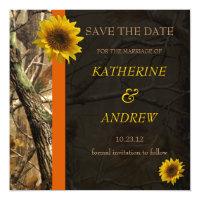 Camo &amp; Sunflowers Announcement (<em>$2.26</em>)