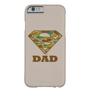 Camo Super Dad Barely There iPhone 6 Case
