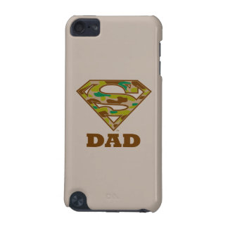 Camo Super Dad iPod Touch 5G Cover
