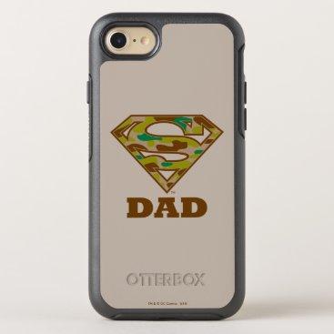 Camo Super Dad OtterBox Symmetry iPhone 8/7 Case