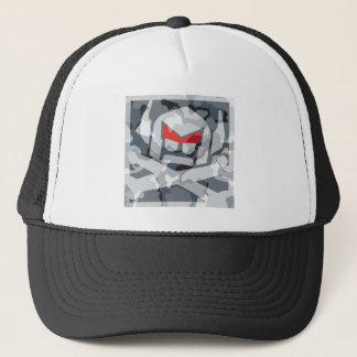 Camo Swede Trucker Hat
