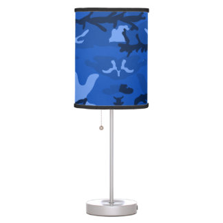 Camo Table Lamp