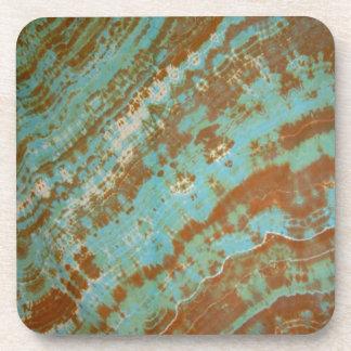 Camo Tie Dye Drink Coaster