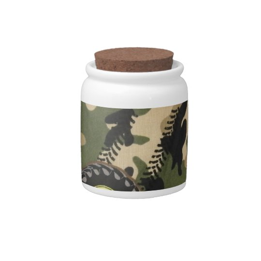 Camo & Tractors Candy Dishes