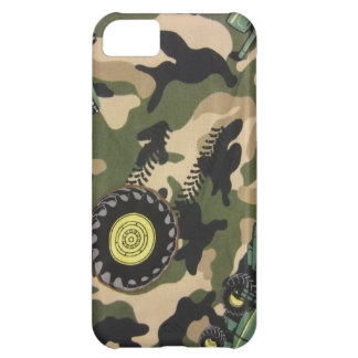 Camo & Tractors Case For iPhone 5C