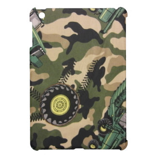 Camo & Tractors Case For The iPad Mini