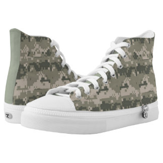 Camo Trending Printed Shoes