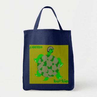 Camo Turtle Bag