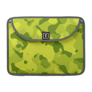 Camo verde ácido; Camuflaje Funda Macbook Pro