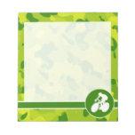 Camo verde; Ciclo Blocs De Notas