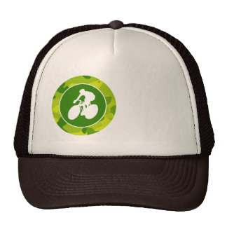 Camo verde; Ciclo Gorros Bordados