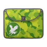 Camo verde; Eagle Fundas Para Macbook Pro