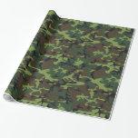 Camo verde militar