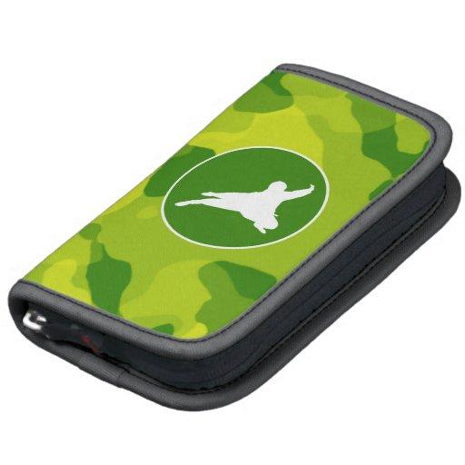 Camo verde; Ninja Planificadores