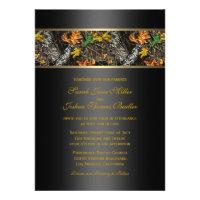 Camo Wedding Invitations (<em>$1.90</em>)