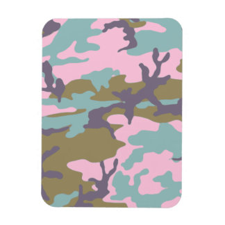 Camo With a Twist Magnet