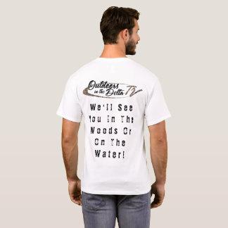 Camo Woods Water Light T-Shirt
