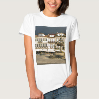 Camoes square in Ponte de Lima, Portugal Shirt