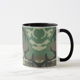 Camoflage Coffee Mug