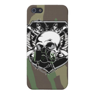 camoflage iPhone 5 protectores