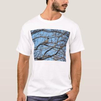 Camoflagued Dove T-Shirt