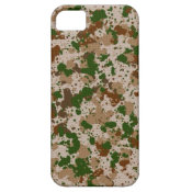 Camoflauge Camo Cool iPhone 5 Case for Guys